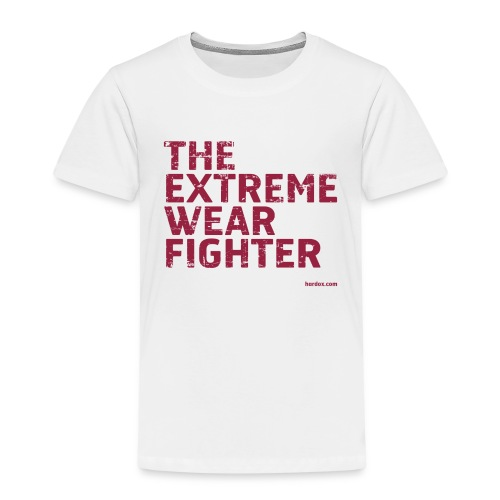 The Extreme Wear Fighter - Premium-T-shirt barn