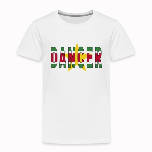 SURINAMESE DANCER - Kids' Premium T-Shirt