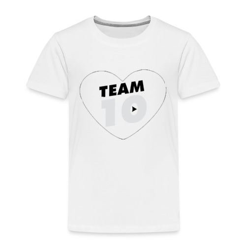 Team 10 - Premium-T-shirt barn
