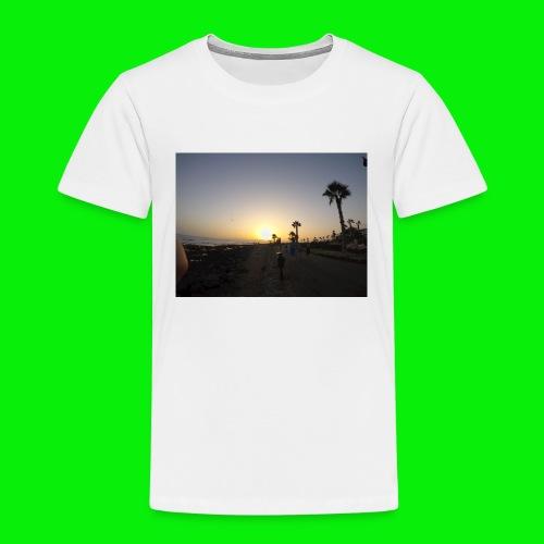 Canary islands tennirefe - Kids' Premium T-Shirt