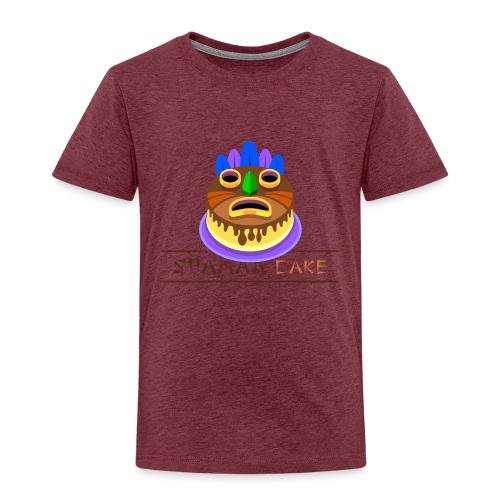 Shaman Cake Official - Maglietta Premium per bambini