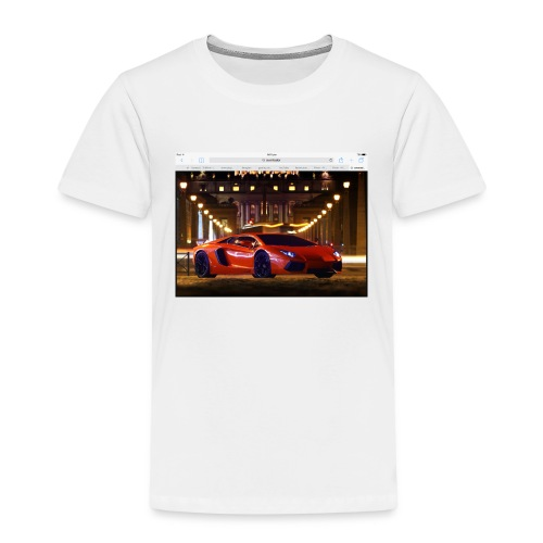 Aventador - Kids' Premium T-Shirt