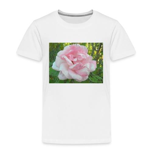 rose pale - T-shirt Premium Enfant