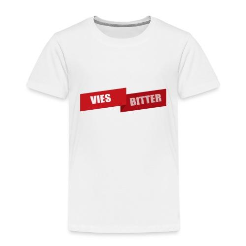 Vies Bitter - Kinderen Premium T-shirt