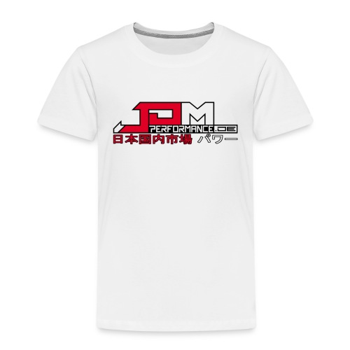 JDM Performance de - Kinder Premium T-Shirt