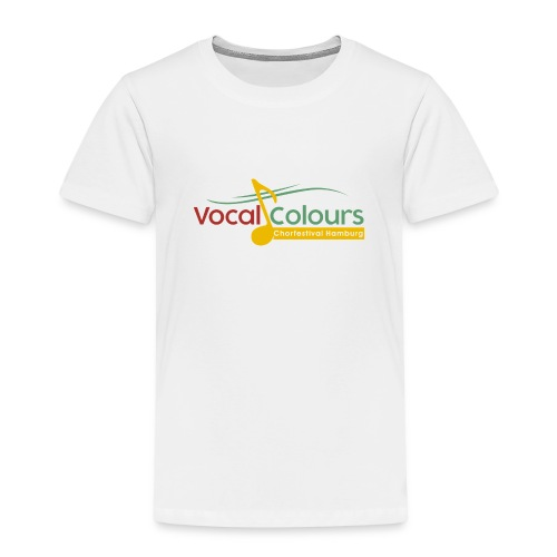 Vocal Colours Chorfestival Hamburg - Kinder Premium T-Shirt
