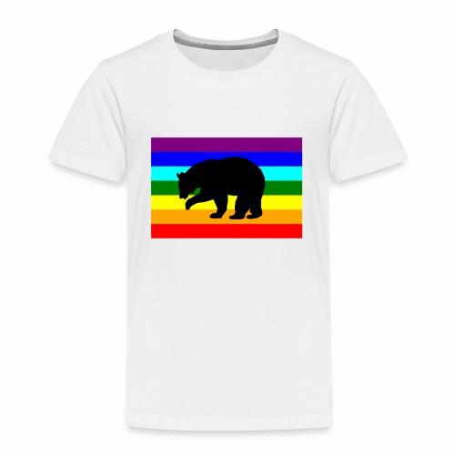 Orso libero - Maglietta Premium per bambini
