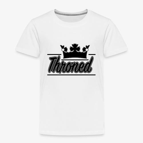 Throned Logo - Kids' Premium T-Shirt