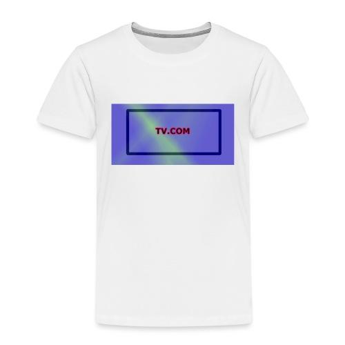 TV.COM - Lasten premium t-paita