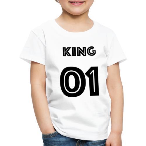 King Limited HD SMK - Kinder Premium T-Shirt
