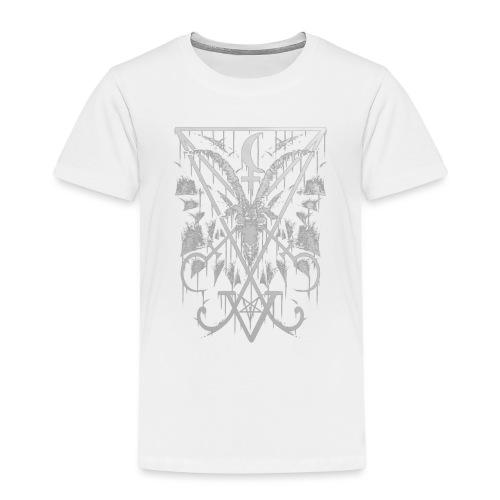 Sigil of Lucifer - Børne premium T-shirt