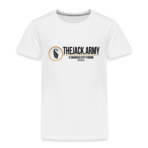 TJA Black - Kids' Premium T-Shirt