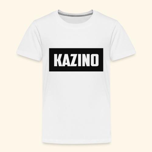 Kazino - Kids' Premium T-Shirt