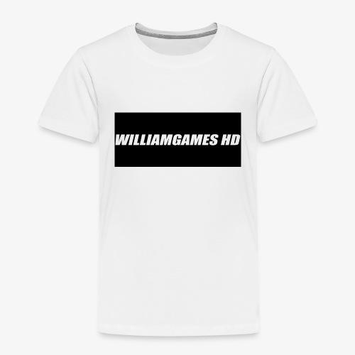 william shirt logo - Kids' Premium T-Shirt