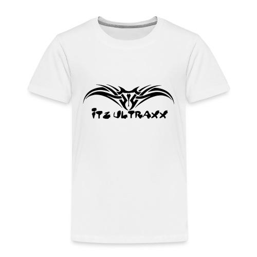 ItzUltraxx Merchandising - Kinderen Premium T-shirt