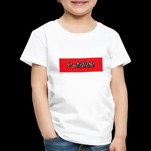 PATSER deluxe - Kinderen Premium T-shirt
