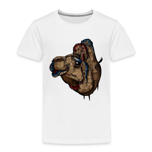 Kamel - Premium T-skjorte for barn