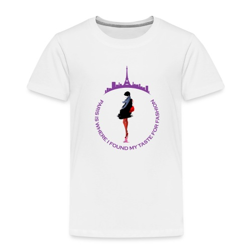 Paris Fashion Design 2 - T-shirt Premium Enfant