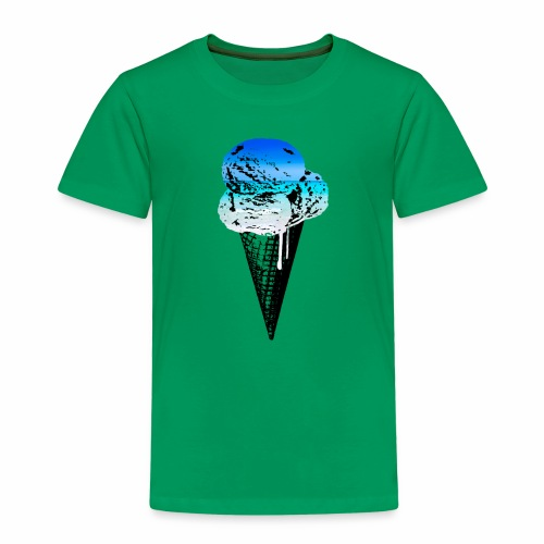 Ice Cream Paradise - Kinder Premium T-Shirt