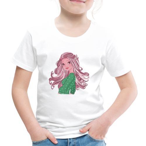 Girl power Holly - T-shirt Premium Enfant