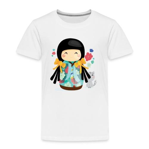 1 - T-shirt Premium Enfant