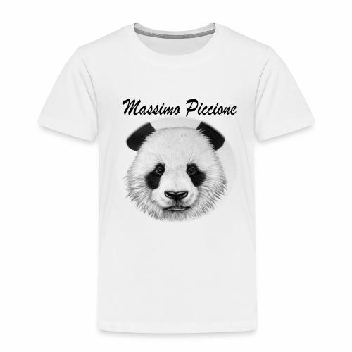 Panda Collection - Maglietta Premium per bambini