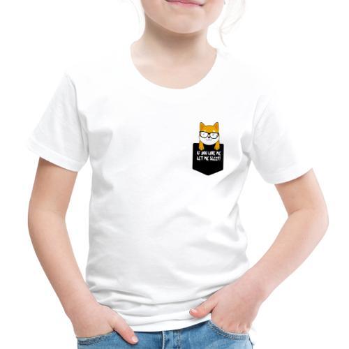 If You Love Me Let Me Sleep - T-shirt Premium Enfant