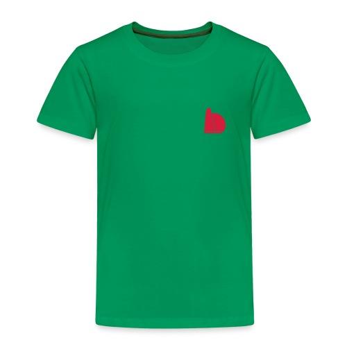 One two - Børne premium T-shirt