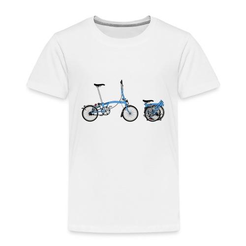Brompton Bike - Kids' Premium T-Shirt