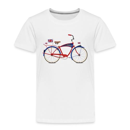 British Bicycle - Kids' Premium T-Shirt