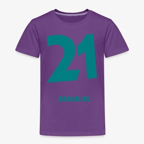 zaal-achterkant - Kinderen Premium T-shirt