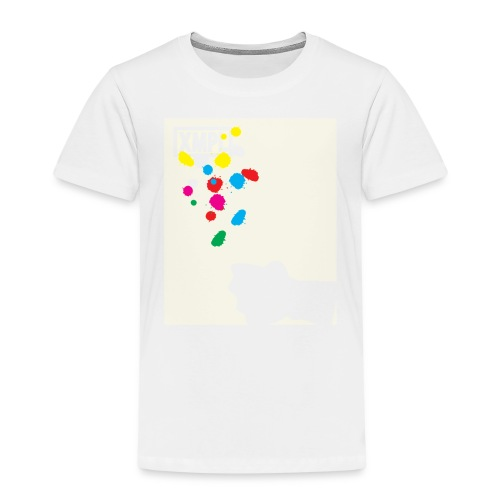 artOFrebellion - Maglietta Premium per bambini