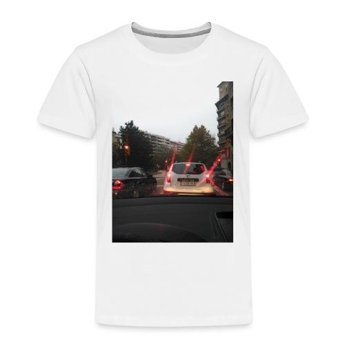 camiseta moderna - Camiseta premium niño