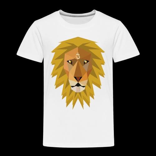 Spirit Lion case - Kinderen Premium T-shirt