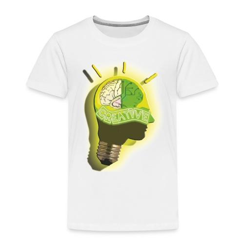CREATIVE_SNARF - Camiseta premium niño
