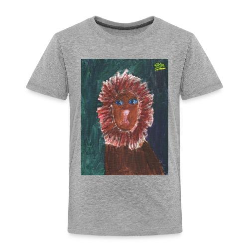 Lion T-Shirt By Isla - Kids' Premium T-Shirt