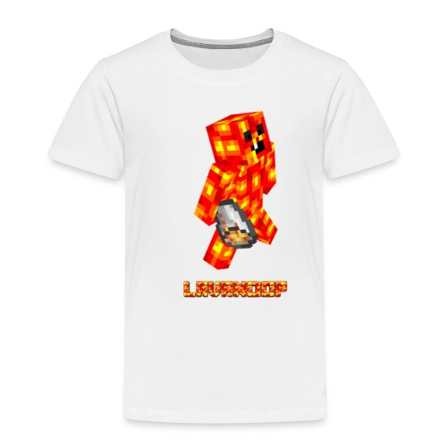 Lavanoop Merch - Kinder Premium T-Shirt