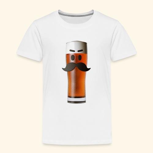 Beermoticon Mexican Pale Ale - Kids' Premium T-Shirt