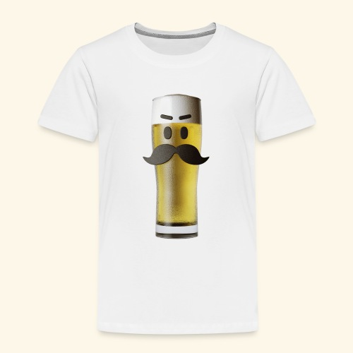Beermoticon Mexican Lager - Kids' Premium T-Shirt