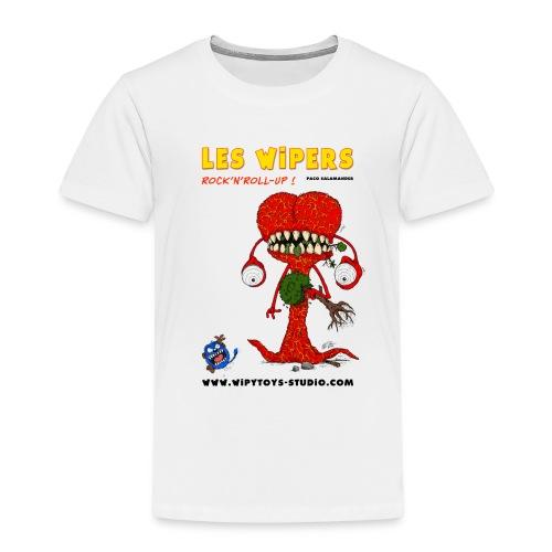 BD Les WIPERS licence6 - T-shirt Premium Enfant