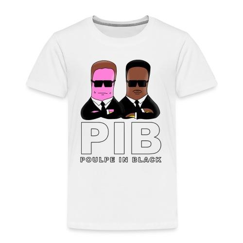 Poulpe in Black - T-shirt Premium Enfant