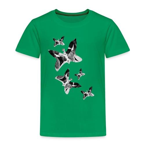 Schmetterlinge - Kinder Premium T-Shirt