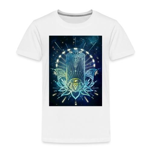 Hamsa Hand - Kids' Premium T-Shirt