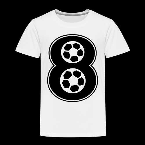 foot numero 8 - Kids' Premium T-Shirt