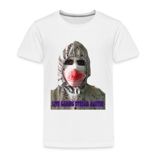 zombie live gaming stream master - Kids' Premium T-Shirt