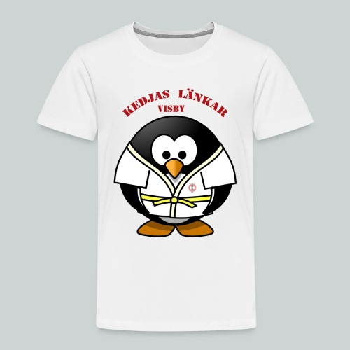 VisbyPenguins - Premium-T-shirt barn