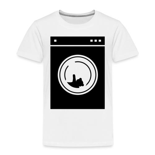 washing machine bear - T-shirt Premium Enfant