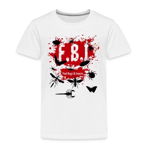 FBI - Lasten premium t-paita