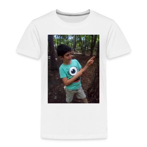 Luis tasse - Kinder Premium T-Shirt