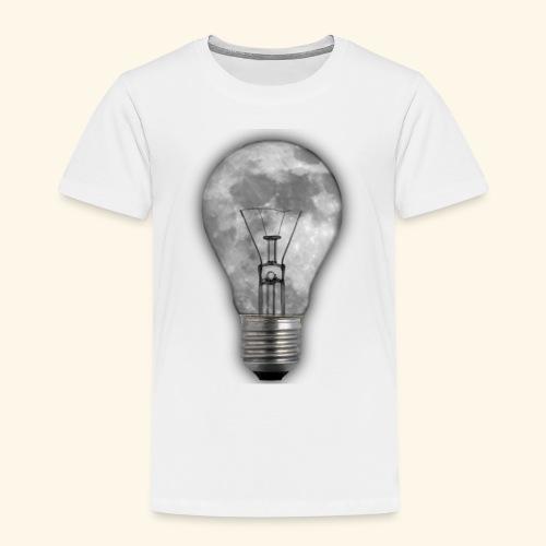 moon bulb - Camiseta premium niño